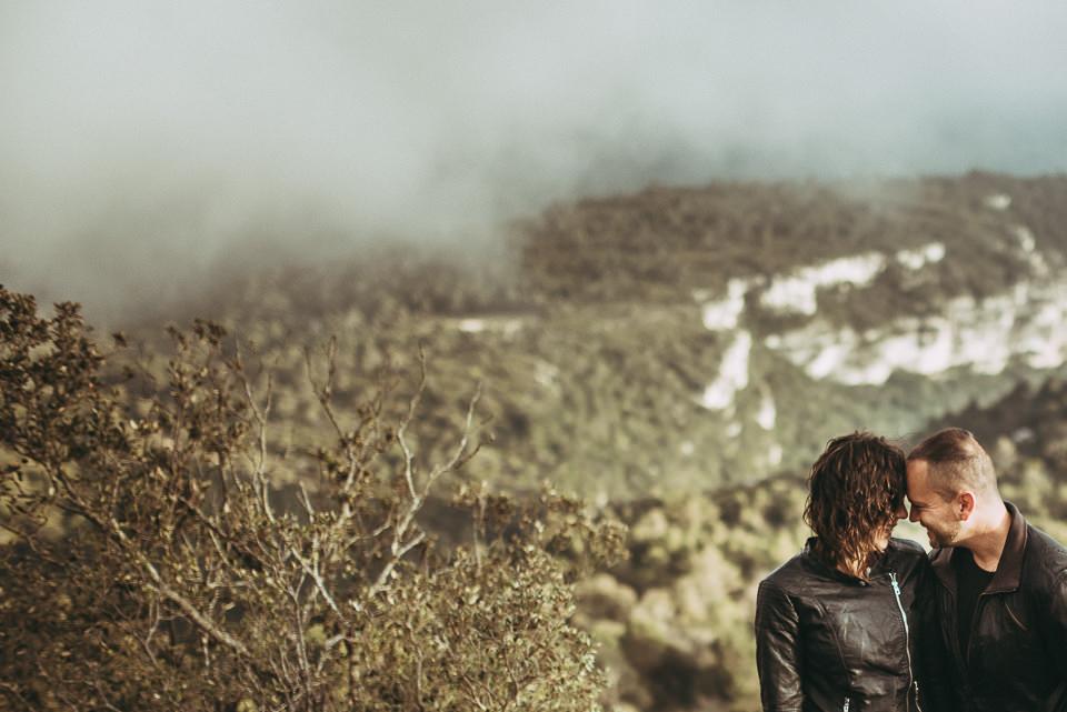 preboda en montaña
