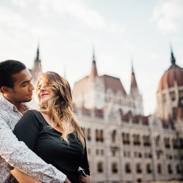 PREBODA EN BUDAPEST - VANESA & DANILO