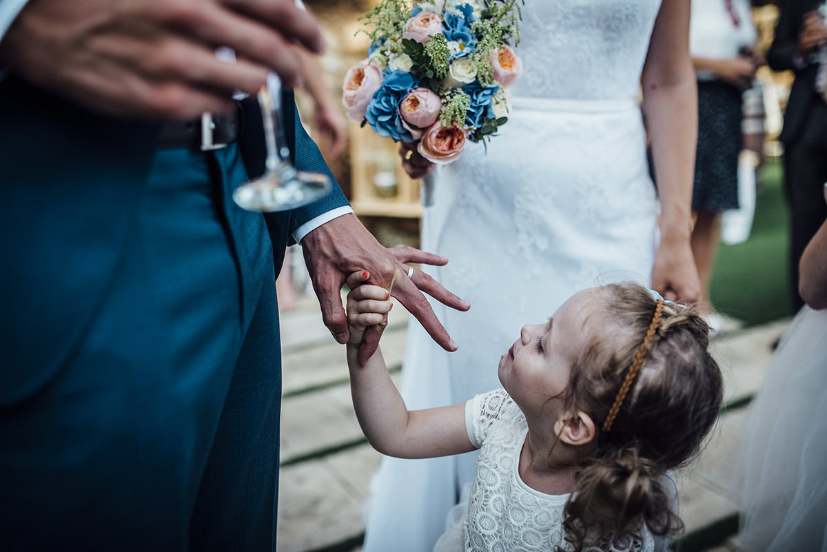 momento boda castillo tamarit
