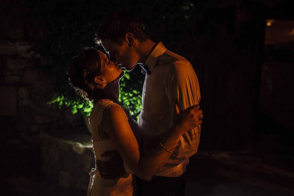 bonita boda en el castillo de tamarit