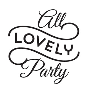 all-lovely-party-logo