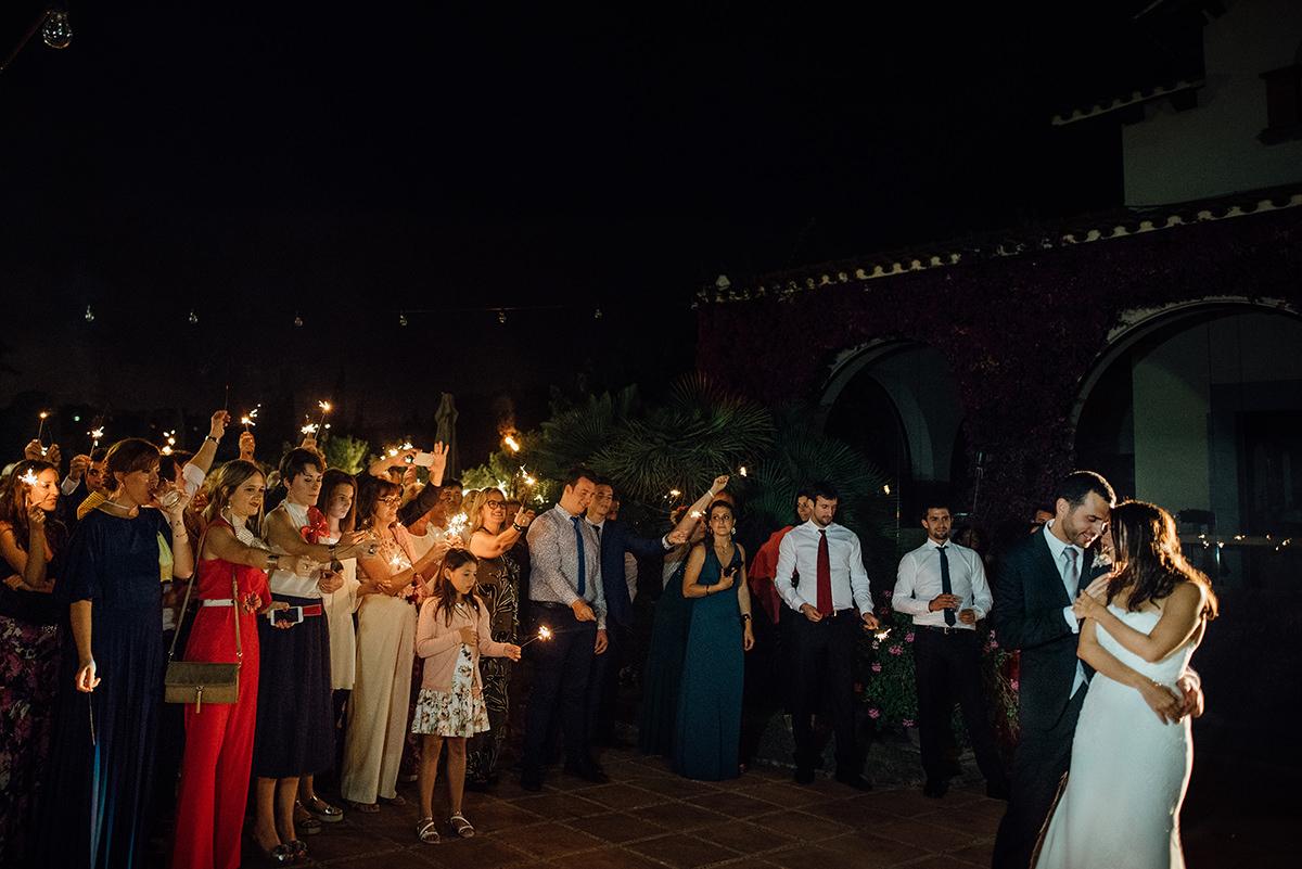boda en la torre del pi